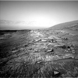 Nasa's Mars rover Curiosity acquired this image using its Left Navigation Camera on Sol 2938, at drive 1284, site number 83
