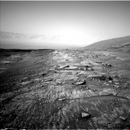 Nasa's Mars rover Curiosity acquired this image using its Left Navigation Camera on Sol 2938, at drive 1290, site number 83