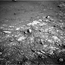 Nasa's Mars rover Curiosity acquired this image using its Left Navigation Camera on Sol 2938, at drive 1296, site number 83