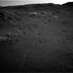 Nasa's Mars rover Curiosity acquired this image using its Left Navigation Camera on Sol 2938, at drive 1386, site number 83