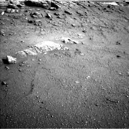 Nasa's Mars rover Curiosity acquired this image using its Left Navigation Camera on Sol 2938, at drive 1392, site number 83