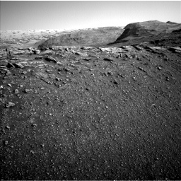 Nasa's Mars rover Curiosity acquired this image using its Left Navigation Camera on Sol 2938, at drive 1494, site number 83