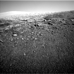 Nasa's Mars rover Curiosity acquired this image using its Left Navigation Camera on Sol 2938, at drive 1500, site number 83