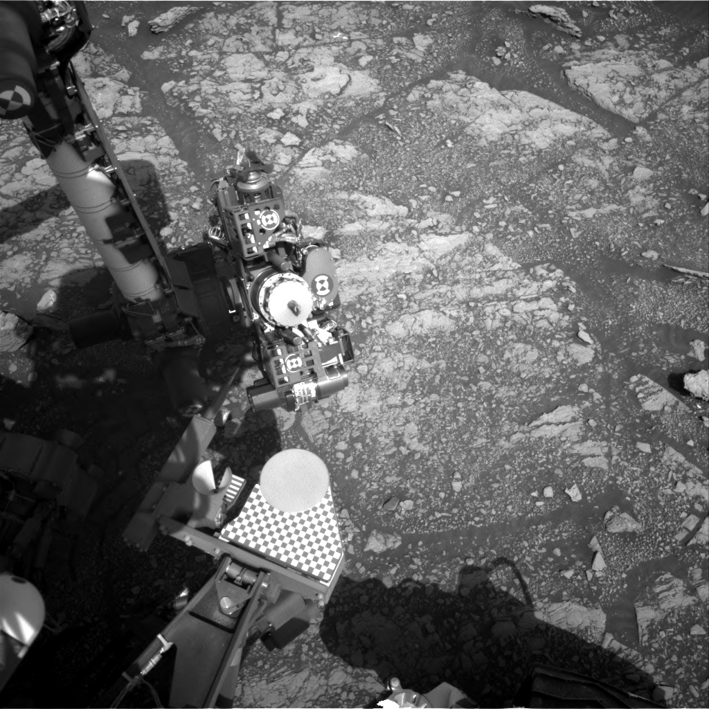 Nasa's Mars rover Curiosity acquired this image using its Right Navigation Camera on Sol 2938, at drive 1278, site number 83