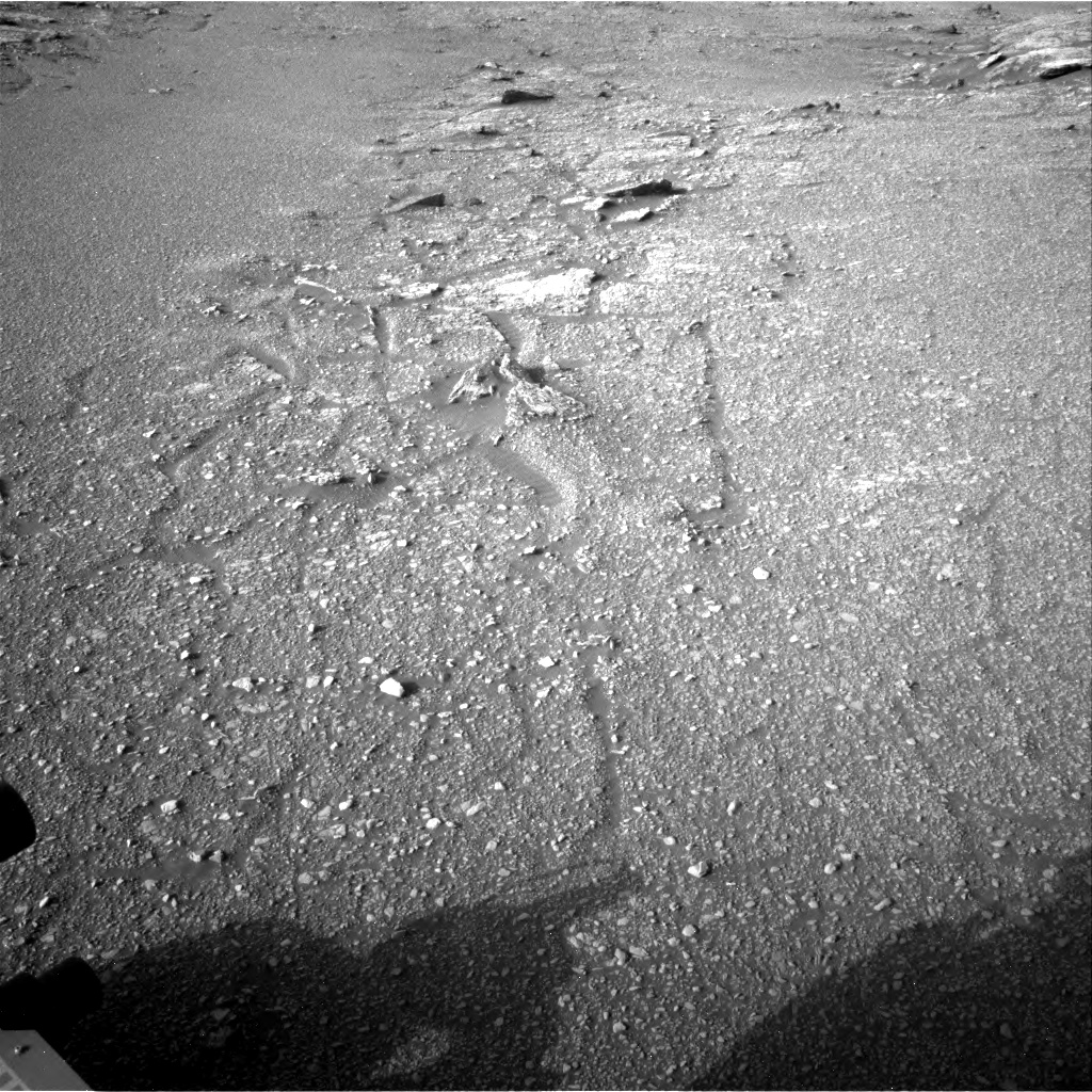 Nasa's Mars rover Curiosity acquired this image using its Right Navigation Camera on Sol 2938, at drive 1476, site number 83