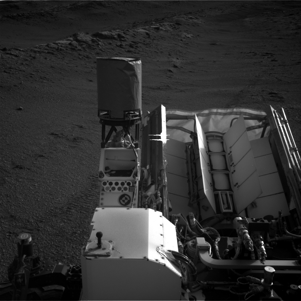 Nasa's Mars rover Curiosity acquired this image using its Right Navigation Camera on Sol 2938, at drive 1518, site number 83