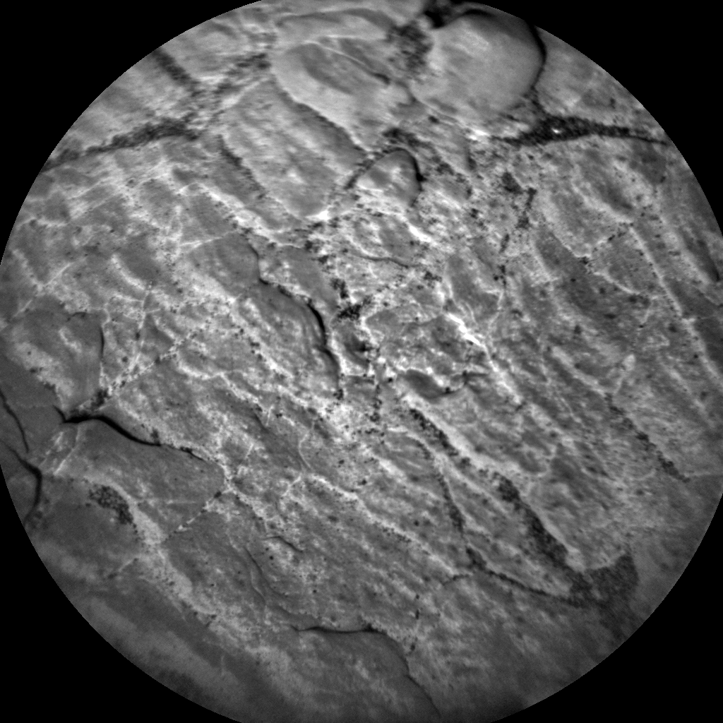 Nasa's Mars rover Curiosity acquired this image using its Chemistry & Camera (ChemCam) on Sol 2938, at drive 1278, site number 83