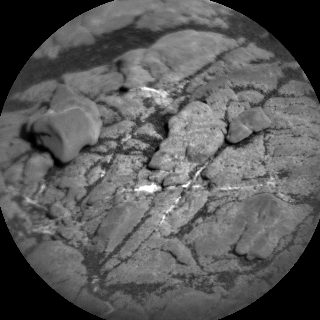 Nasa's Mars rover Curiosity acquired this image using its Chemistry & Camera (ChemCam) on Sol 2939, at drive 1518, site number 83