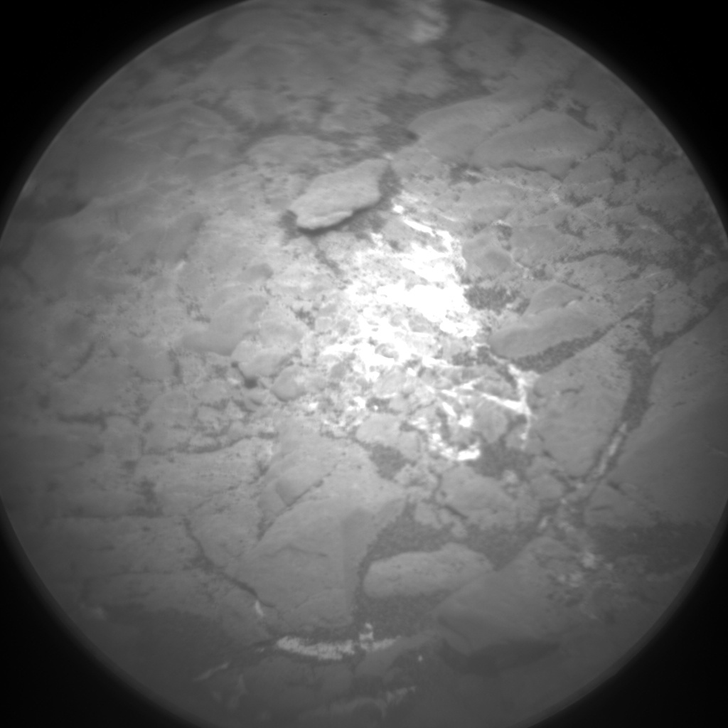 Nasa's Mars rover Curiosity acquired this image using its Chemistry & Camera (ChemCam) on Sol 2940, at drive 1518, site number 83