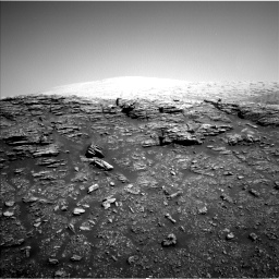 Nasa's Mars rover Curiosity acquired this image using its Left Navigation Camera on Sol 2940, at drive 1524, site number 83