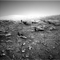 Nasa's Mars rover Curiosity acquired this image using its Left Navigation Camera on Sol 2940, at drive 1560, site number 83