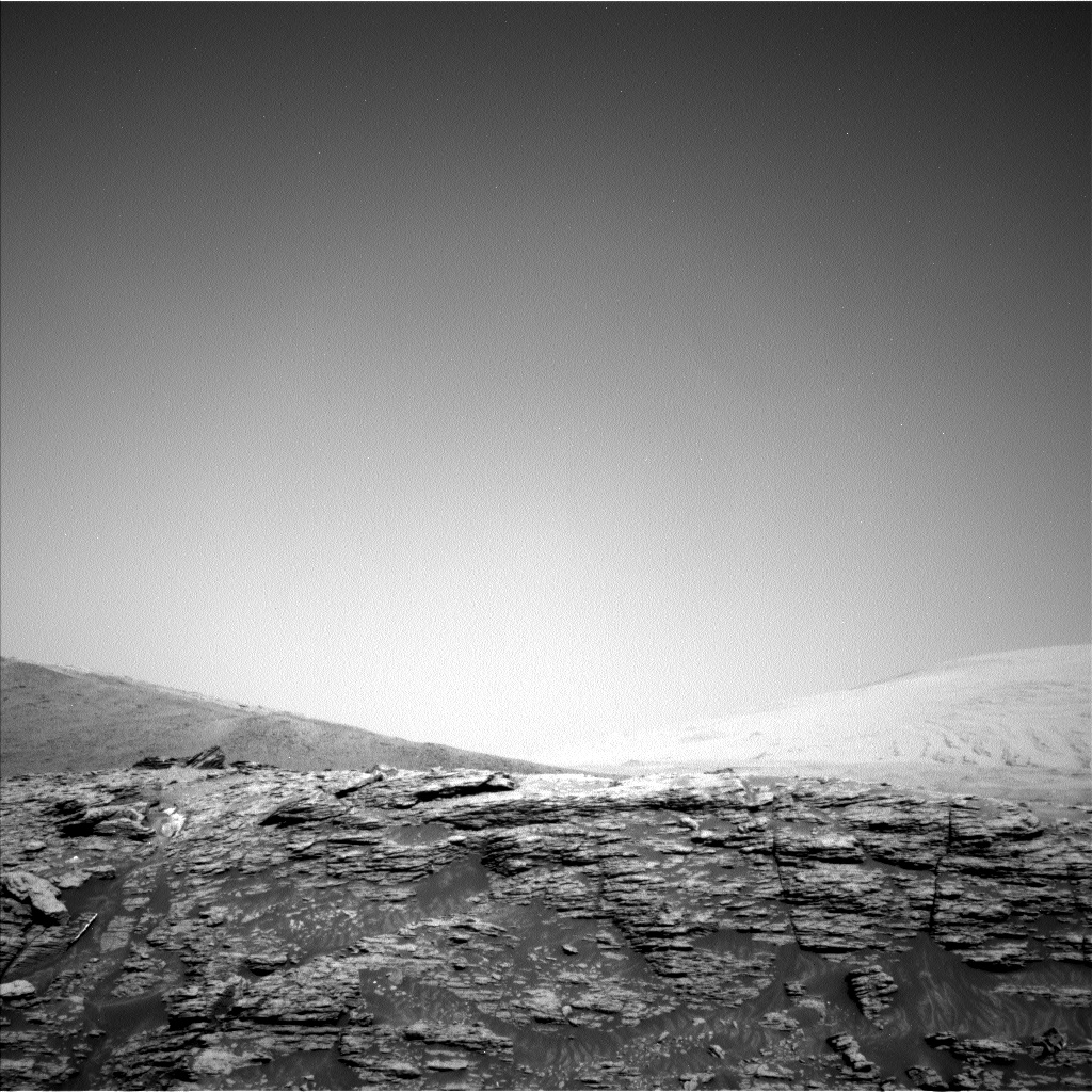 Nasa's Mars rover Curiosity acquired this image using its Left Navigation Camera on Sol 2940, at drive 1584, site number 83