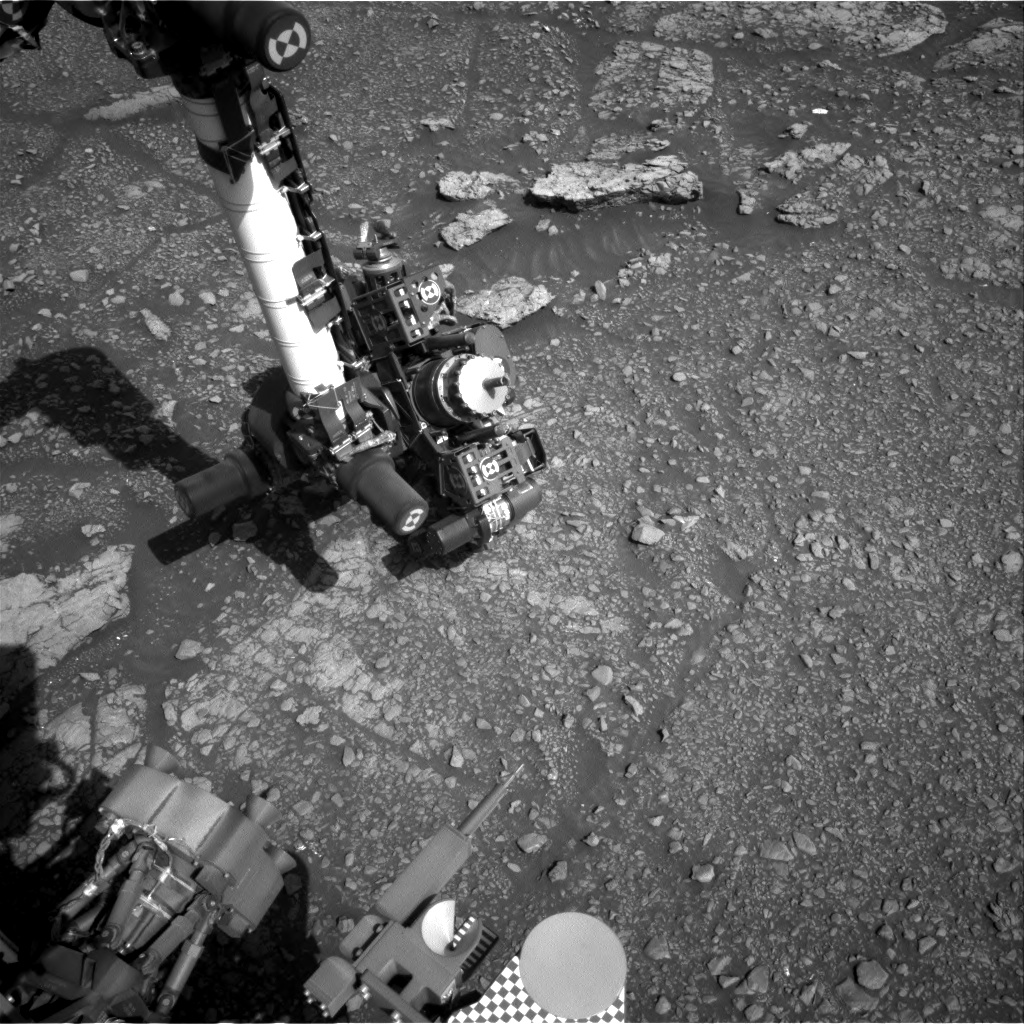 Nasa's Mars rover Curiosity acquired this image using its Right Navigation Camera on Sol 2940, at drive 1518, site number 83