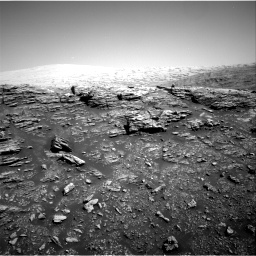 Nasa's Mars rover Curiosity acquired this image using its Right Navigation Camera on Sol 2940, at drive 1560, site number 83