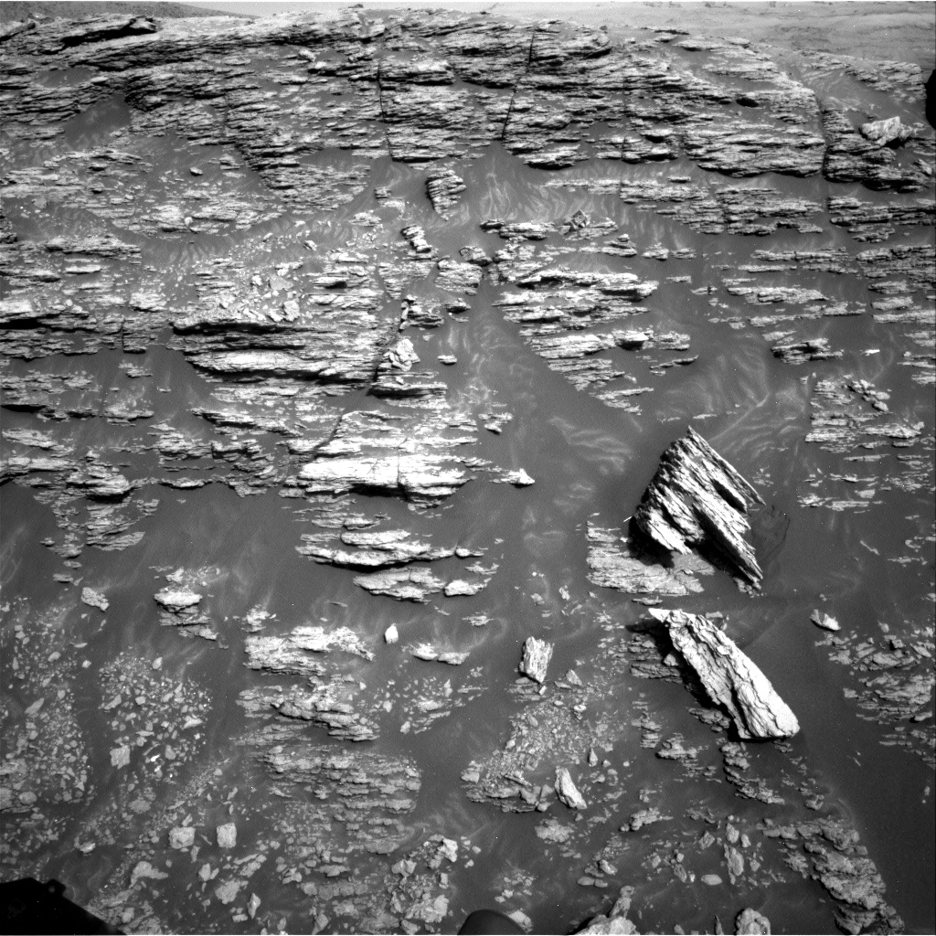 Nasa's Mars rover Curiosity acquired this image using its Right Navigation Camera on Sol 2940, at drive 1584, site number 83
