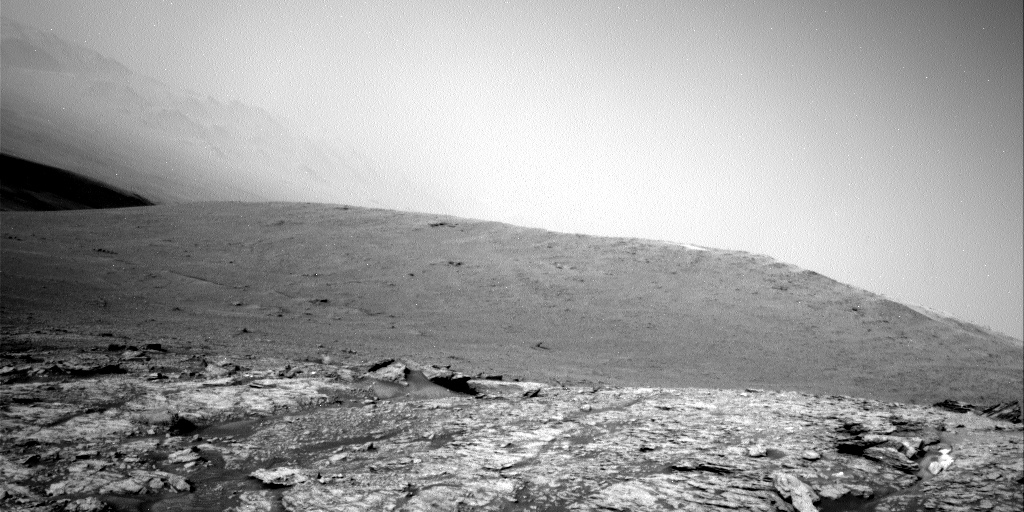 Nasa's Mars rover Curiosity acquired this image using its Right Navigation Camera on Sol 2941, at drive 1584, site number 83