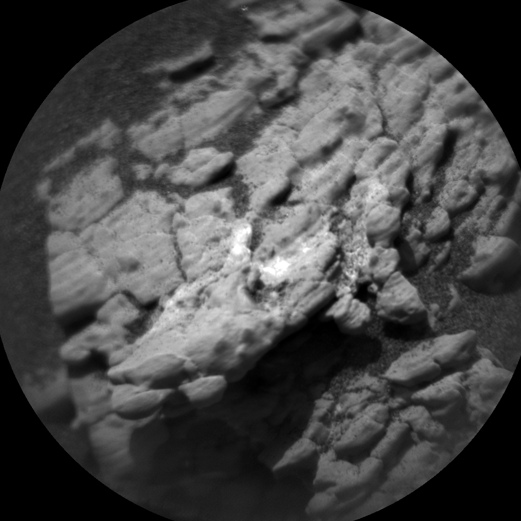 Nasa's Mars rover Curiosity acquired this image using its Chemistry & Camera (ChemCam) on Sol 2941, at drive 1584, site number 83