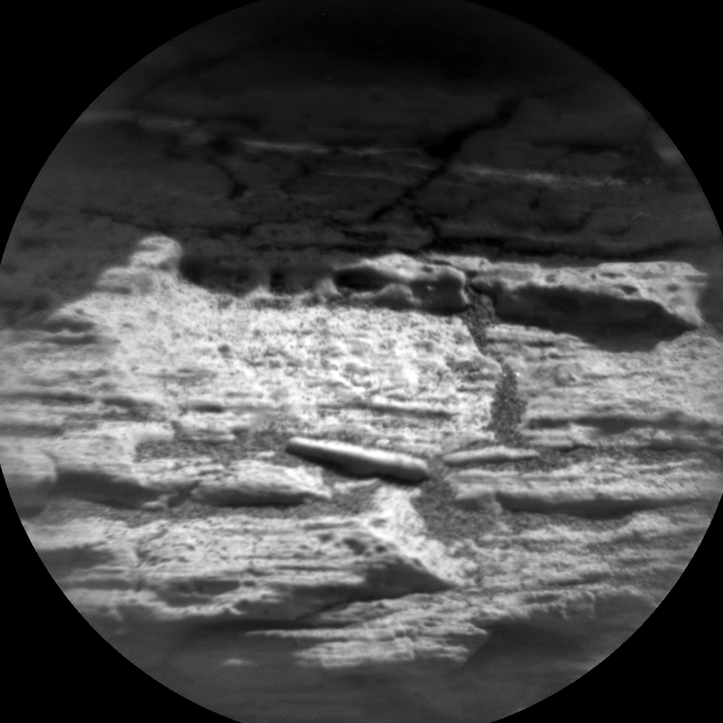 Nasa's Mars rover Curiosity acquired this image using its Chemistry & Camera (ChemCam) on Sol 2942, at drive 1584, site number 83