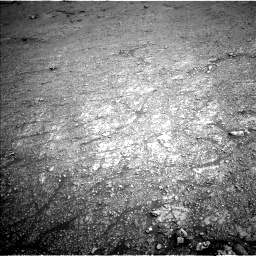 Nasa's Mars rover Curiosity acquired this image using its Left Navigation Camera on Sol 2943, at drive 1734, site number 83