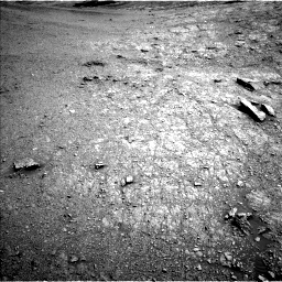 Nasa's Mars rover Curiosity acquired this image using its Left Navigation Camera on Sol 2943, at drive 1818, site number 83