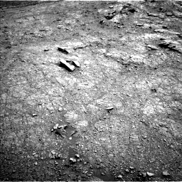 Nasa's Mars rover Curiosity acquired this image using its Left Navigation Camera on Sol 2943, at drive 1830, site number 83