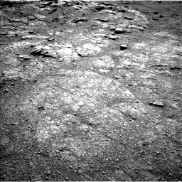 Nasa's Mars rover Curiosity acquired this image using its Left Navigation Camera on Sol 2943, at drive 1836, site number 83
