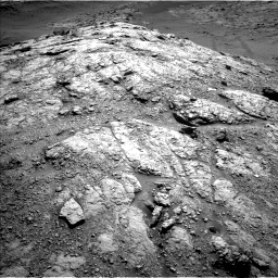 Nasa's Mars rover Curiosity acquired this image using its Left Navigation Camera on Sol 2943, at drive 1902, site number 83