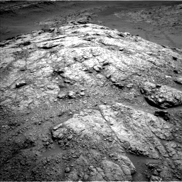 Nasa's Mars rover Curiosity acquired this image using its Left Navigation Camera on Sol 2943, at drive 1914, site number 83