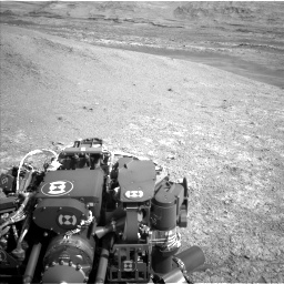 Nasa's Mars rover Curiosity acquired this image using its Left Navigation Camera on Sol 2943, at drive 1944, site number 83