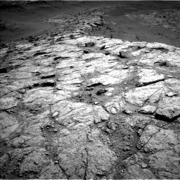 Nasa's Mars rover Curiosity acquired this image using its Left Navigation Camera on Sol 2943, at drive 1950, site number 83