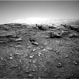 Nasa's Mars rover Curiosity acquired this image using its Right Navigation Camera on Sol 2943, at drive 1602, site number 83