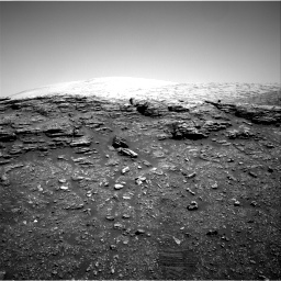 Nasa's Mars rover Curiosity acquired this image using its Right Navigation Camera on Sol 2943, at drive 1608, site number 83