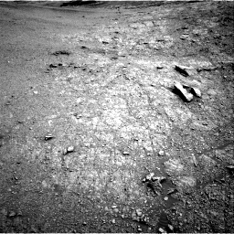 Nasa's Mars rover Curiosity acquired this image using its Right Navigation Camera on Sol 2943, at drive 1818, site number 83