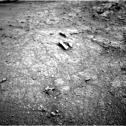 Nasa's Mars rover Curiosity acquired this image using its Right Navigation Camera on Sol 2943, at drive 1824, site number 83