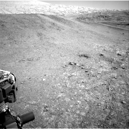 Nasa's Mars rover Curiosity acquired this image using its Right Navigation Camera on Sol 2943, at drive 1848, site number 83