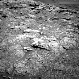 Nasa's Mars rover Curiosity acquired this image using its Right Navigation Camera on Sol 2943, at drive 1854, site number 83