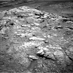 Nasa's Mars rover Curiosity acquired this image using its Right Navigation Camera on Sol 2943, at drive 1860, site number 83