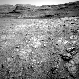Nasa's Mars rover Curiosity acquired this image using its Right Navigation Camera on Sol 2943, at drive 1884, site number 83