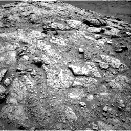 Nasa's Mars rover Curiosity acquired this image using its Right Navigation Camera on Sol 2943, at drive 1890, site number 83