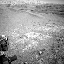 Nasa's Mars rover Curiosity acquired this image using its Right Navigation Camera on Sol 2943, at drive 1896, site number 83