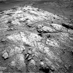 Nasa's Mars rover Curiosity acquired this image using its Right Navigation Camera on Sol 2943, at drive 1902, site number 83