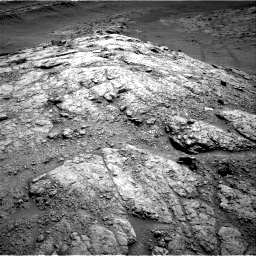 Nasa's Mars rover Curiosity acquired this image using its Right Navigation Camera on Sol 2943, at drive 1914, site number 83