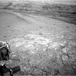 Nasa's Mars rover Curiosity acquired this image using its Right Navigation Camera on Sol 2943, at drive 1920, site number 83