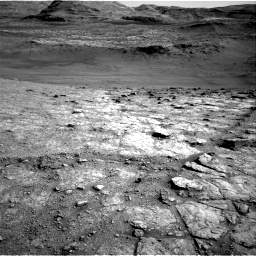 Nasa's Mars rover Curiosity acquired this image using its Right Navigation Camera on Sol 2943, at drive 1956, site number 83