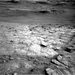 Nasa's Mars rover Curiosity acquired this image using its Right Navigation Camera on Sol 2943, at drive 1962, site number 83