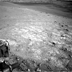 Nasa's Mars rover Curiosity acquired this image using its Right Navigation Camera on Sol 2943, at drive 1968, site number 83