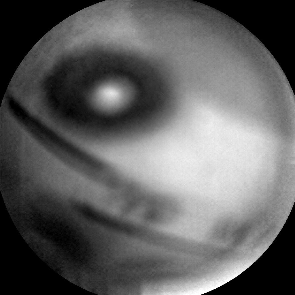 Nasa's Mars rover Curiosity acquired this image using its Chemistry & Camera (ChemCam) on Sol 2944, at drive 1974, site number 83