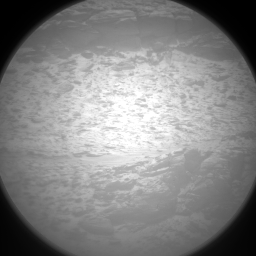 Nasa's Mars rover Curiosity acquired this image using its Chemistry & Camera (ChemCam) on Sol 2945, at drive 1974, site number 83