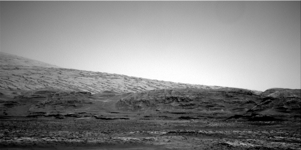 Nasa's Mars rover Curiosity acquired this image using its Right Navigation Camera on Sol 2945, at drive 1974, site number 83
