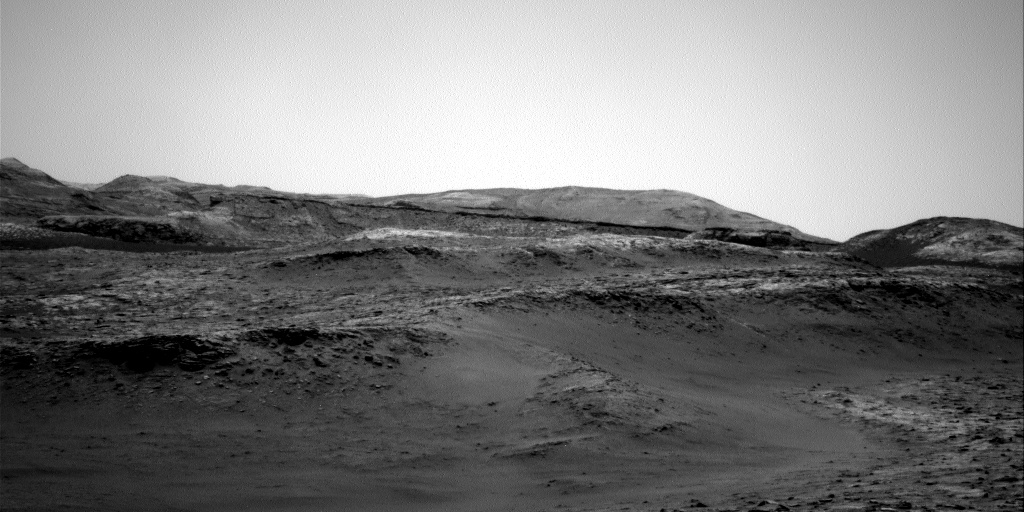 Nasa's Mars rover Curiosity acquired this image using its Right Navigation Camera on Sol 2946, at drive 1974, site number 83